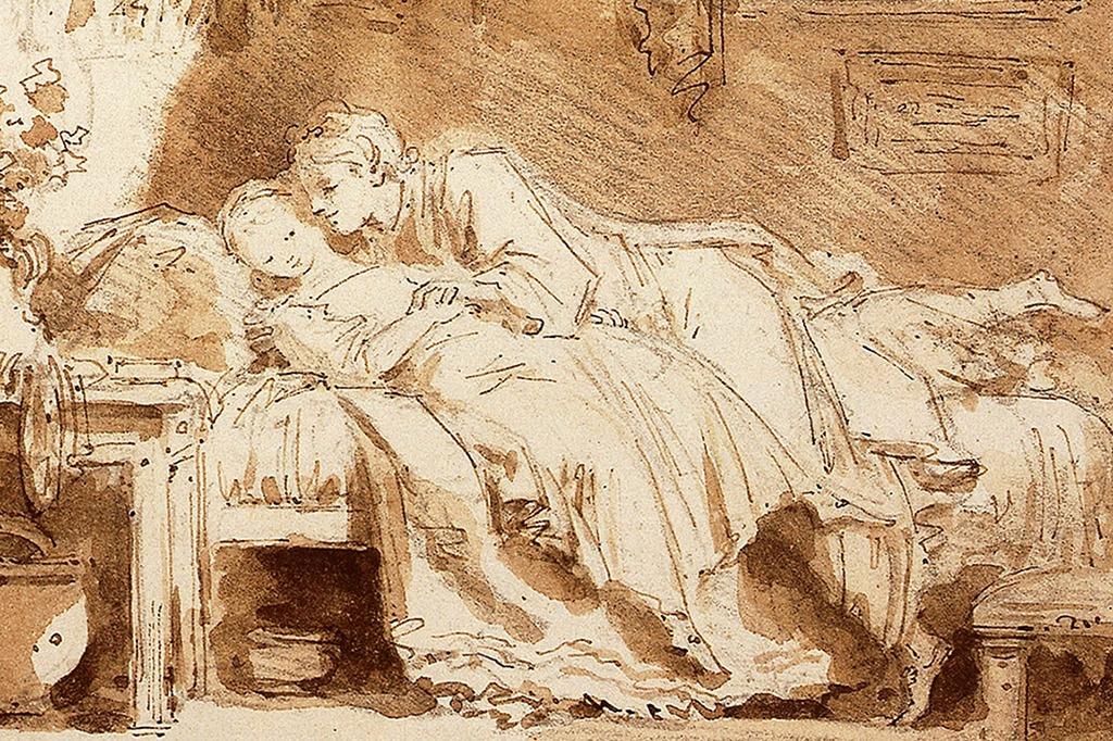 livre-d-art-contes-la-fontaine-fragonard-esprit-filles