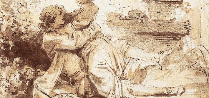 livre-d-art-contes-la-fontaine-fragonard-servante