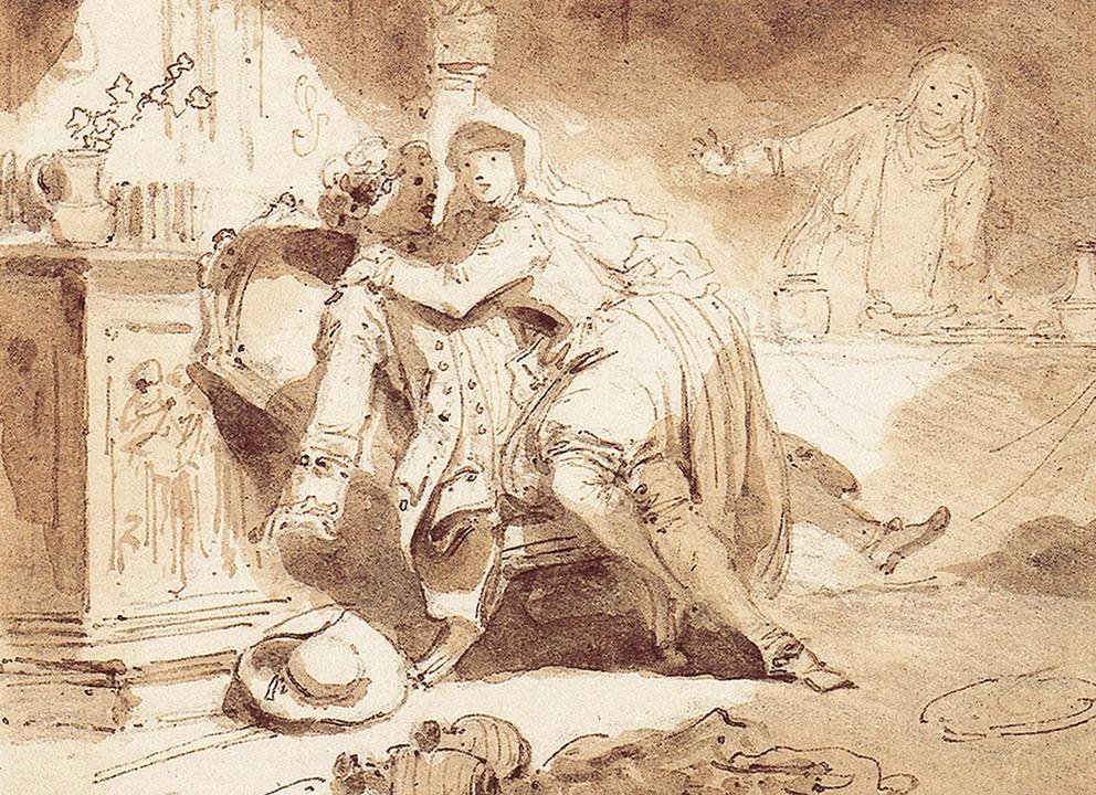 livre-d-art-contes-la-fontaine-fragonard-tableau