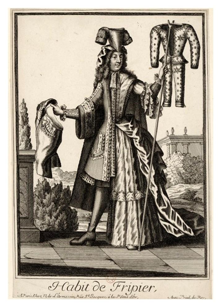 Nicolas-Larmessin-Costumes-Grotesques-Habit-metier-27