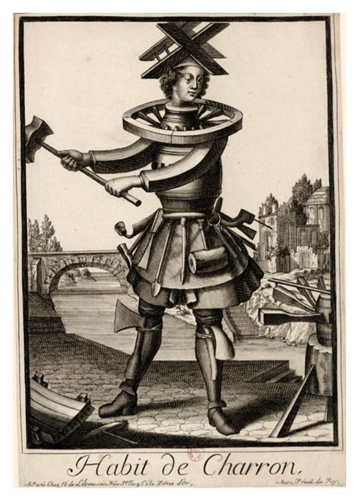 Nicolas-Larmessin-Costumes-Grotesques-Habit-metier-42