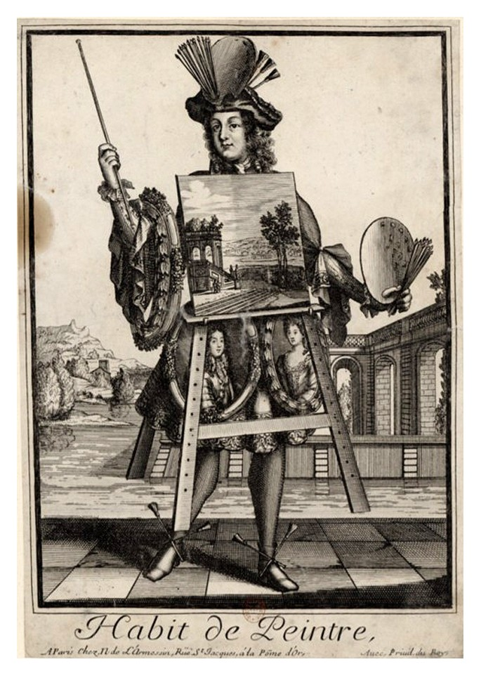 Nicolas-Larmessin-Costumes-Grotesques-Habit-metier-54