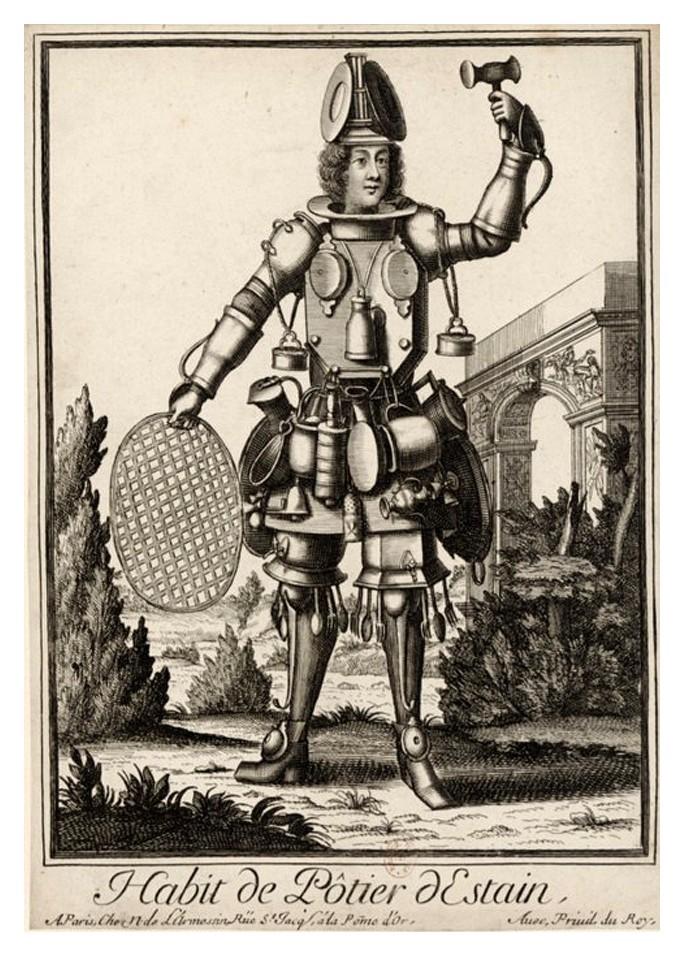 Nicolas-Larmessin-Costumes-Grotesques-Habit-metier-58