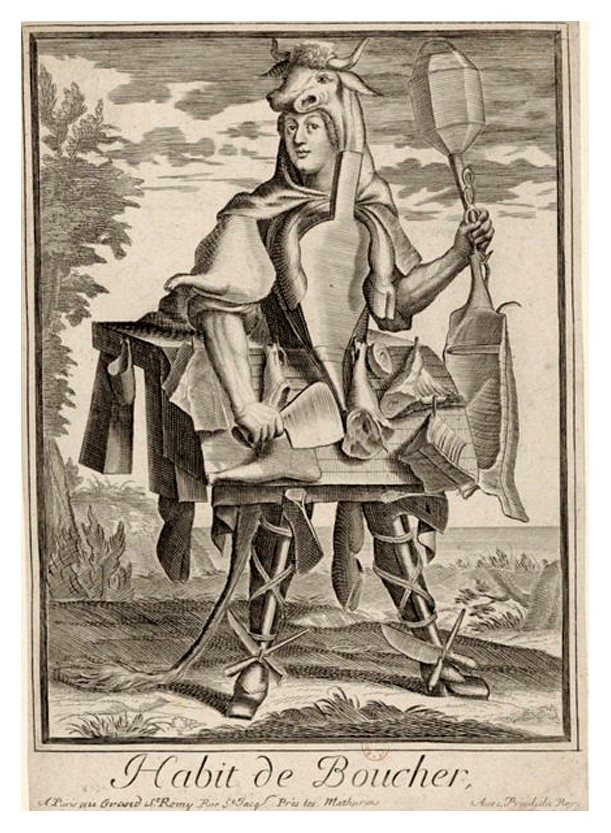 Nicolas-Larmessin-Costumes-Grotesques-Habit-metier-68