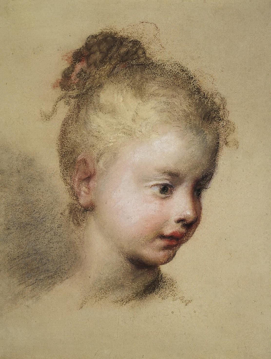 l-head-of-a-child-in-profile