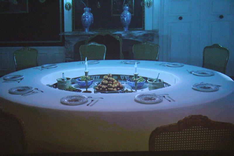 Tous à table ! Une exposition au top ! Château de Lunéville | Couleur XVIIIe